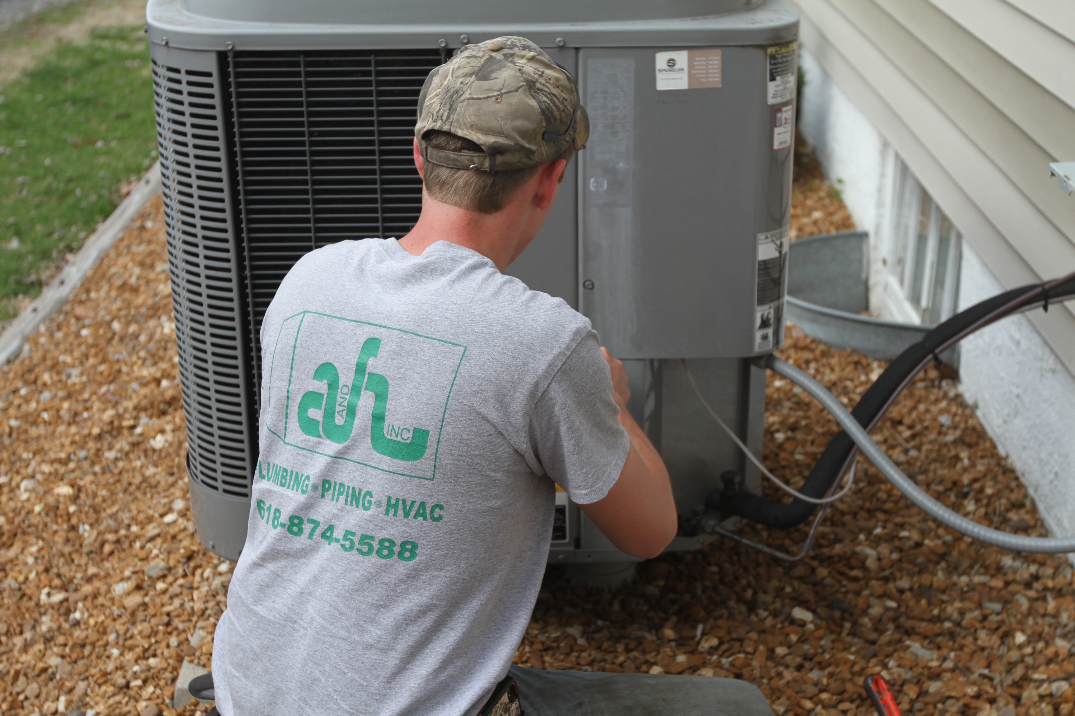 A h heating air conditioning service - It S Time For Your Air Conditioner Tune Up
