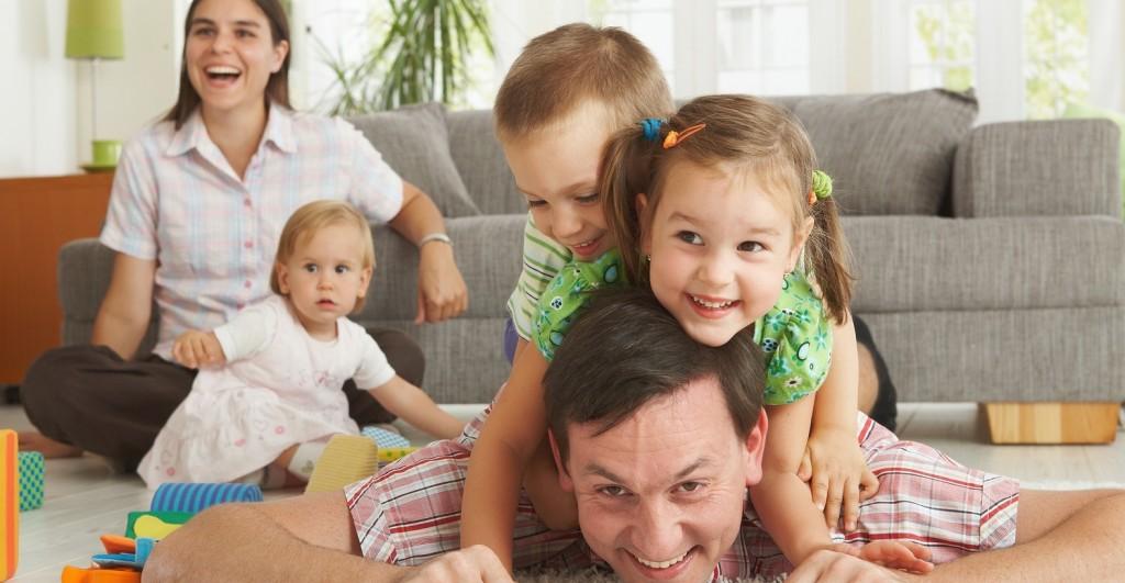 bigstock-happy-family-having-fun-on-flo-13104605